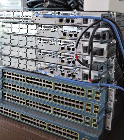 Sieci komputerowe - korepetycje, zadania - zdalnie /skype