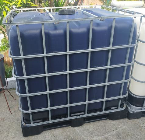 Depósito de água/cuba 1000litros 1m3