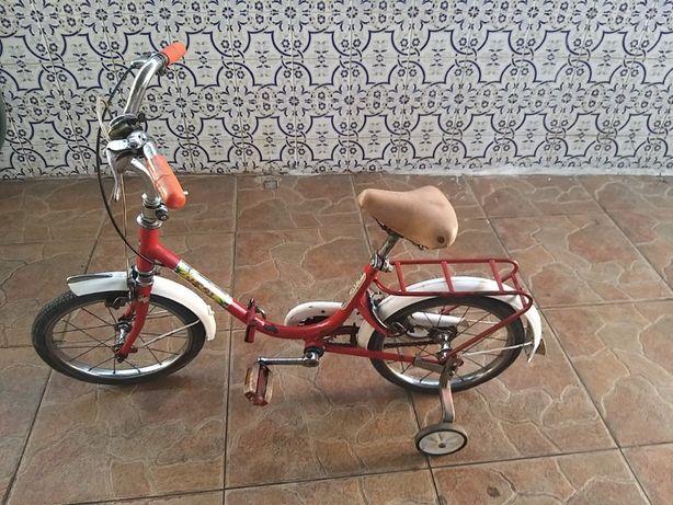Bicicleta ucal clássica
