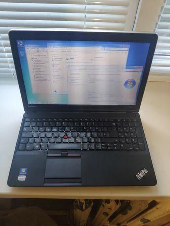 Lenovo e520 thinkpad