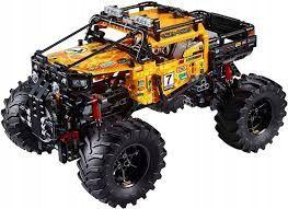 Lego Technic 42099 Sterowany Pojazd Terenowy 958El NOWY