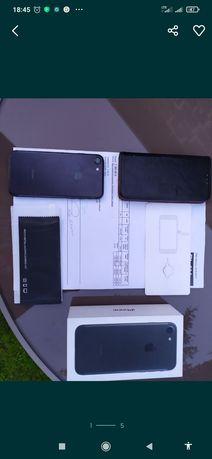 iPhone 7 po wymianie baterii
