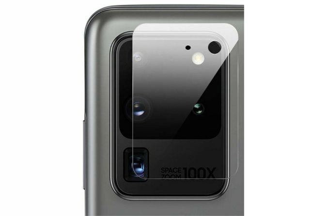Защитное стекло на камеру для Samsung S 20 10 9 8 A50 30 M Plus Ultra