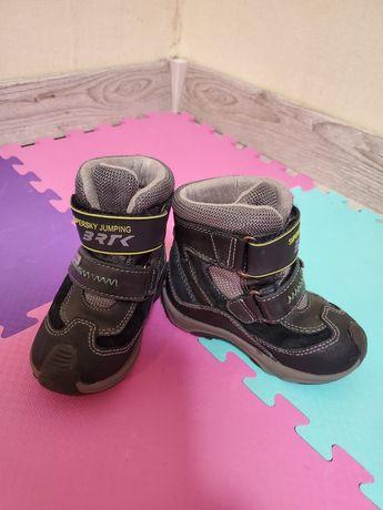 Зимове взуття зимние ботинки bartek бартек 22 розміру