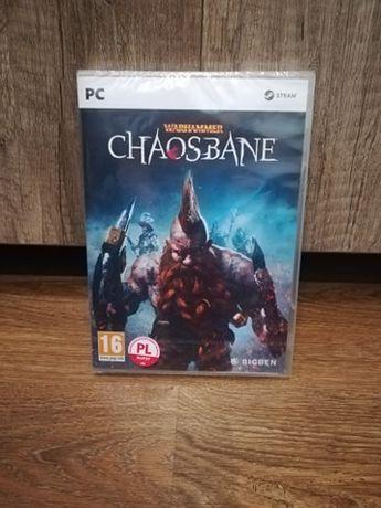 Warhammer Chaosbane Pc Zafoliowane