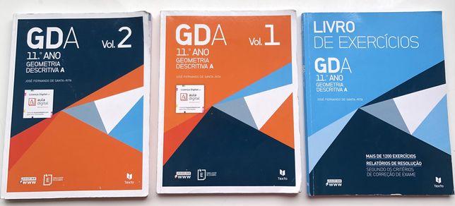 manual + caderno de equercicios geometria descritiva 11
