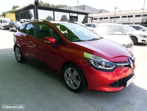 Renault Clio Sport Tourer 1.5 dCi Limited EDC
