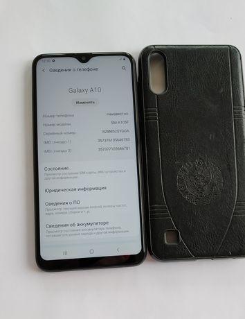 Смартфон Samsung a10 a105f