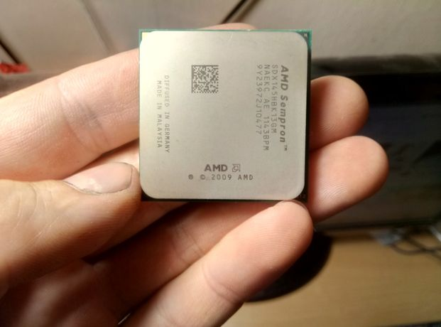 AMD Sempron (Athlon X2 2440e)