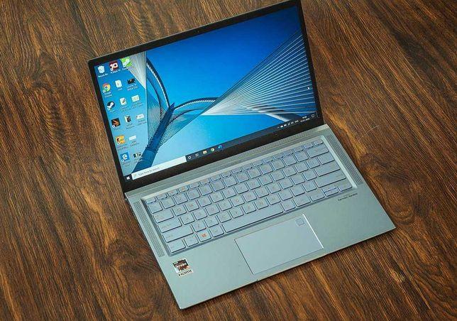 УСПЕЙ! Asus Zenbook UM431 / Ryzen 5 3500u / IPS / Windows 11 OEM