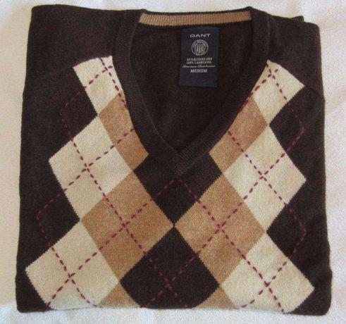 Camisola lã GANT M (nova)