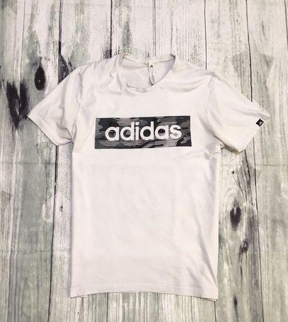 Adidas Camo Box Logo футболка