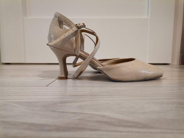 Buty ślubne taneczne 38