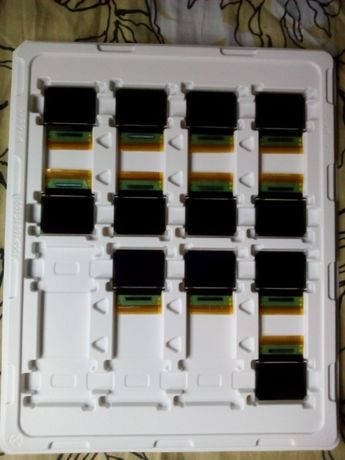 OLED disp TVO160128D-F SSD1353U4 nowe, do XDEEP Bottom Timer -15 szt
