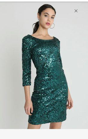 Sukienka cekinowa Vila S/M