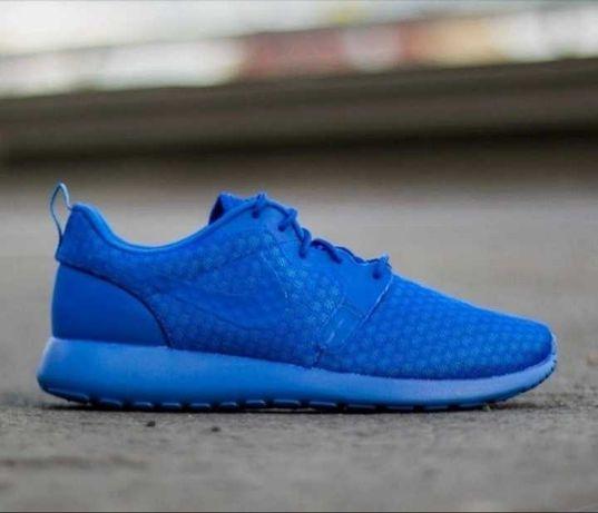 Nowe Nike Roshe One niebieskie