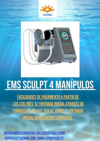 EMS SCULPT 4 Manípulos