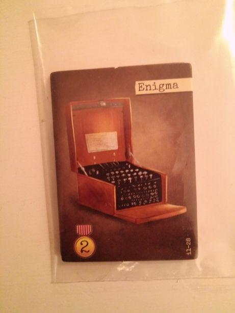 Estoril 1942 - Carta Enigma