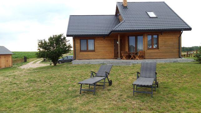Domek całoroczny nad jeziorem Rospuda,wakacje,Majówka 2021!