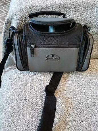 Bolsa Samsonite para equipamento fotográfico