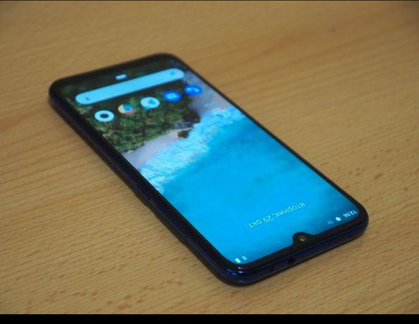 Продам або обміняю новий Xiaomi mi a 3 4/64 blue