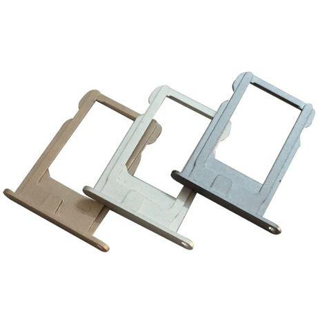 Gaveta / Bandeja cartão SIM Para iPhone 5 / 5S / SE / 5C