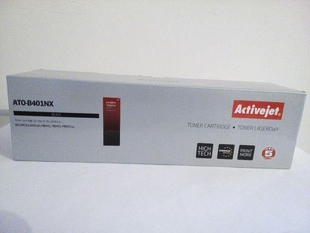 Toner Activejet OKI B401d, B401dn, MB441, MB451, MB451w