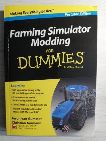 Farming Simulator Modding Książka FS15