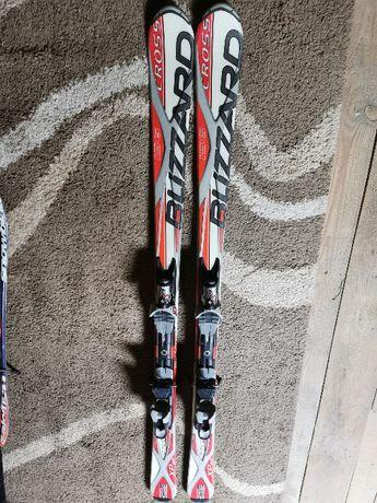 Narty Blizzard Cross 156 cm damskie