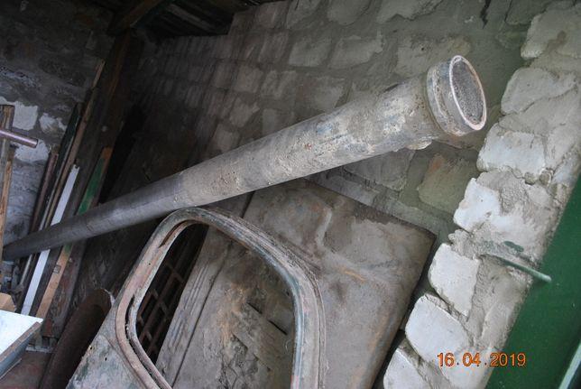 Труба металлическая оцинкованная диаметр 100 мм