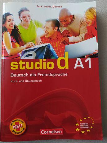 Studio d A1 - podręcznik do języka niemieckiego