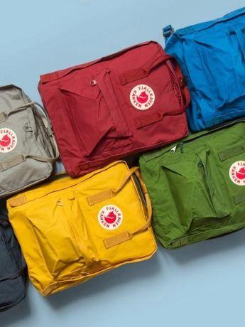 Шведский рюкзак Fjallraven Kanken™ Classic 16л, унисекс, разные цвета
