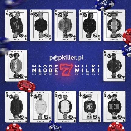 Popkiller Młode Wilki 7 - 2019 (PREORDER)