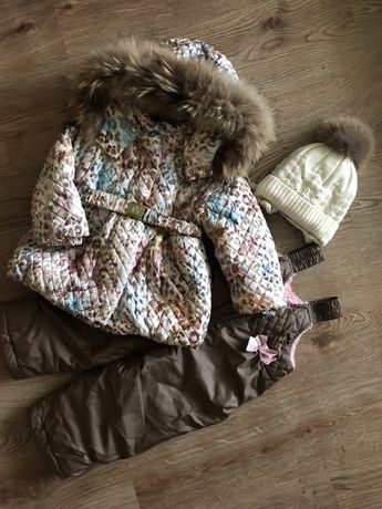 Зимний комбинезон,куртка,полукомбинезон Wojcik 86 р,Польша