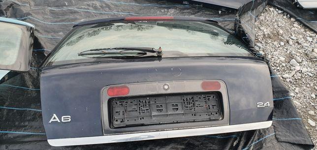 Audi a6 c5 klapa tył kombi stan oryginalny używany ly5k