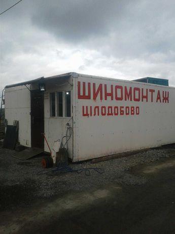 Продається Шиномонтаж, майстерня з ремонту коліс, готовий бізнес.