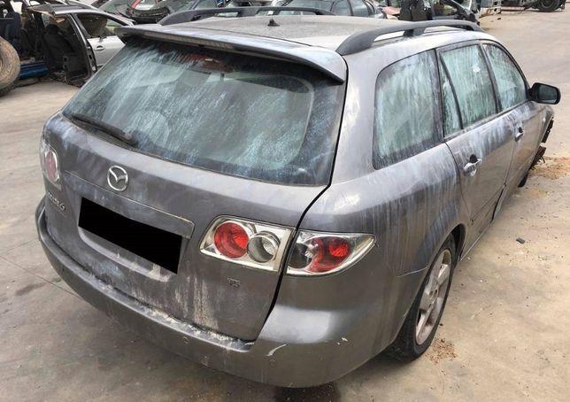 Mazda 6 2.0 DI SW de 2004 para peças