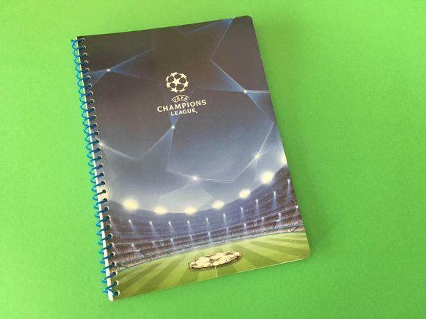 Caderno Liga dos campeões Champions League 2011 Novo Oficial
