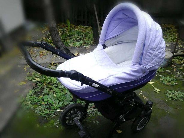Универсальная коляска Adamex York 2 в 1 от рождения до 3-х лет