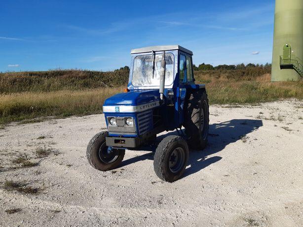 LEYLAND 272 - traktor rolniczy ze wspomaganiem kierownicy
