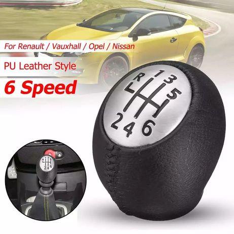 Manete moca de velocidades Renault Megane Clio laguna 6 velocidades