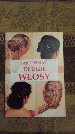Jak upinać długie włosy Skarbnica Wiedzy