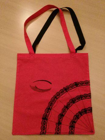 torby bawełniane na zakupy