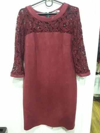 Продам нарядное платье 46-48 р