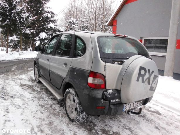 Renault Scenic RX4 2.0 benz+ Gaz 4X4