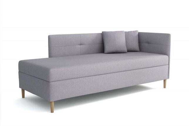 Łóżko tapicerowane tapczanik dla dzieci i młodzieży Suzzy 80/90x200