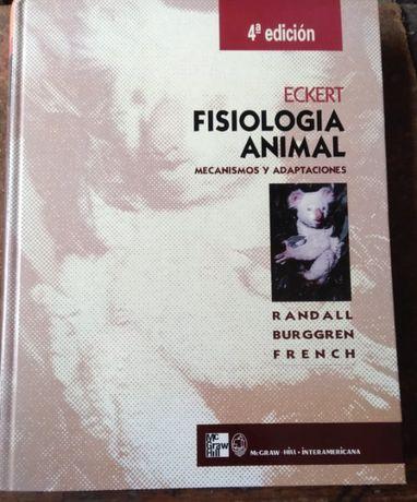 "Livro ""Fisiologia Animal"", Eckert"