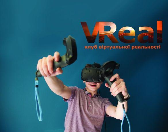 Продаж клубу віртуальної реальності, продажа VR клуба