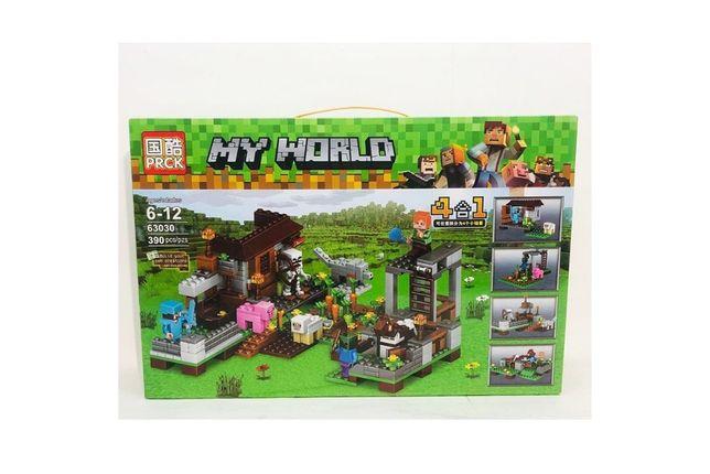 Klocki PRCK 63030 My World Osada jak Lego
