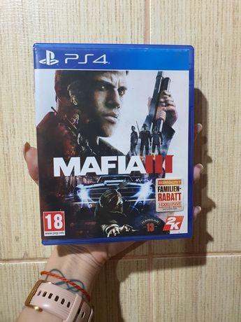 Диск mafia 3 ps 4